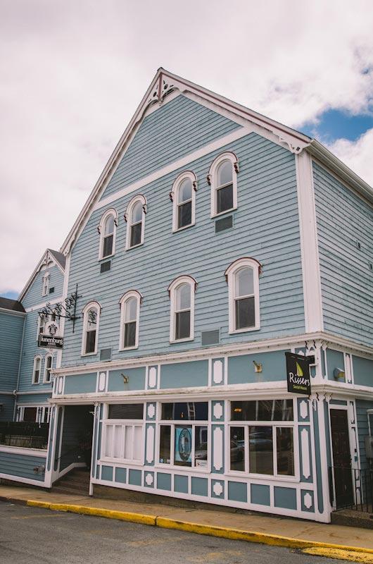 Lunenburg Arms Hotel And Spa Nova Scotia