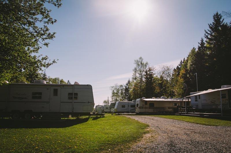 Bay Of Fundy Camping >> Whale Creek Campsite | Tourism Nova Scotia