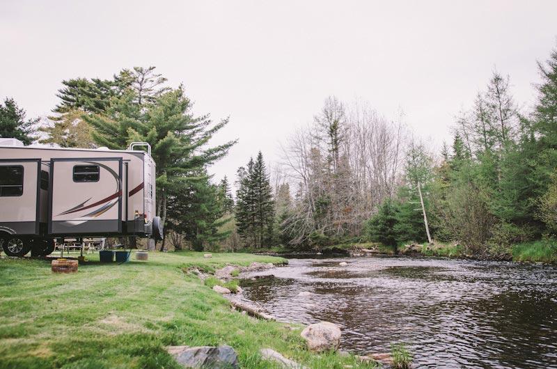 Rayport Campground Tourism Nova Scotia