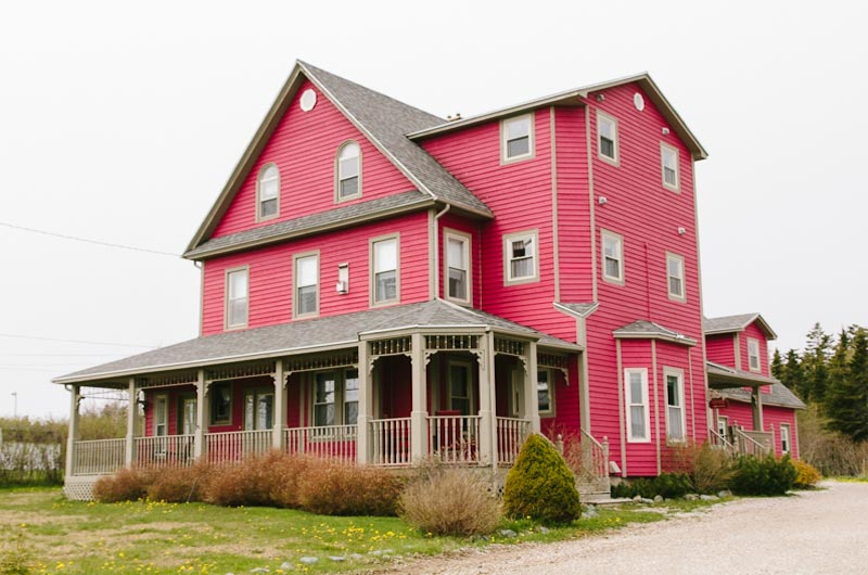 Cranberry Cove Inn Tourism Nova Scotia