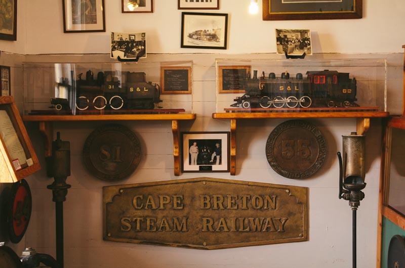 Sydney & Louisburg Railway Museum