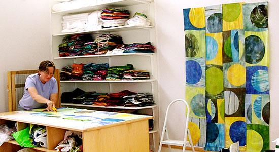 Ann Schroeder Studio – Fine Art Quilts