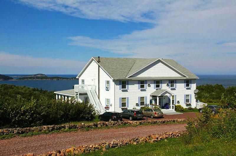 castle rock country inn cape breton island nova scotia. Black Bedroom Furniture Sets. Home Design Ideas