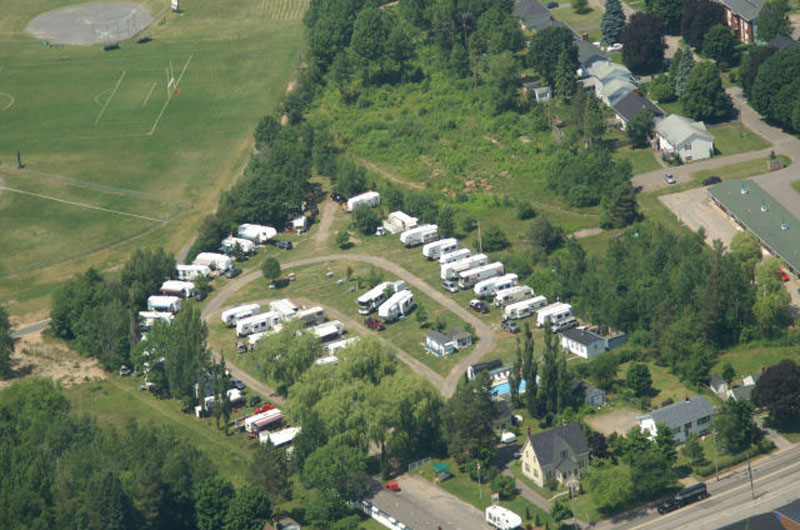 Orchard Queen Motel Amp R V Park Tourism Nova Scotia