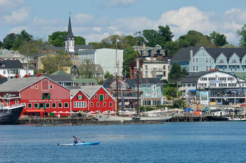 Tours Halifax Ns To Maine