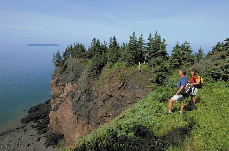 Bay Of Fundy Camping >> Cape Chignecto Provincial Park | Tourism Nova Scotia