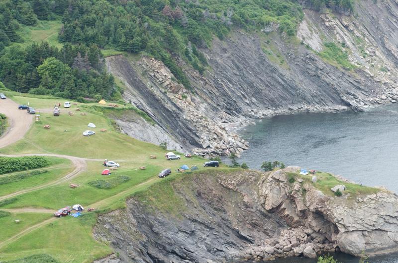 Meat Cove Campground Tourism Nova Scotia