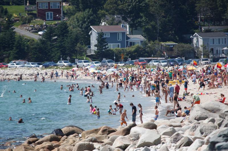 Queensland Beach Provincial Park Tourism Nova Scotia