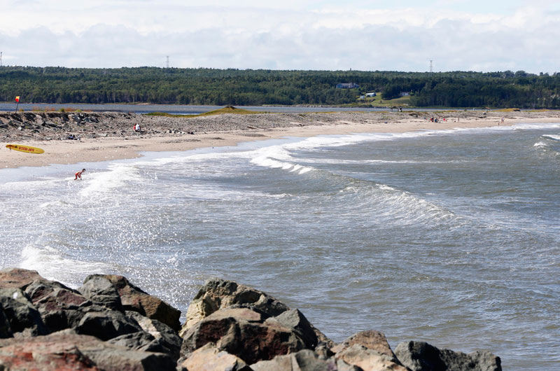 Dominion Beach Provincial Park
