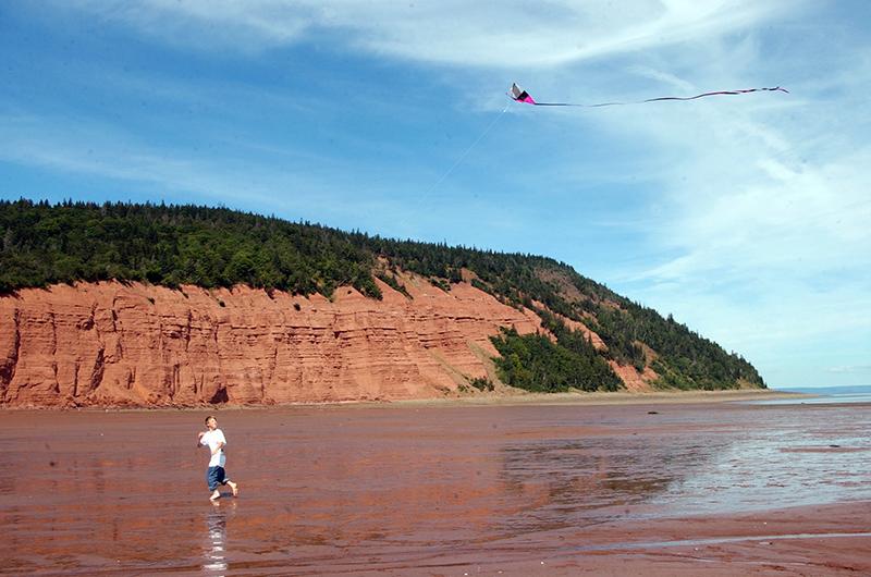 Bay Of Fundy Camping >> Blomidon Provincial Park | Tourism Nova Scotia