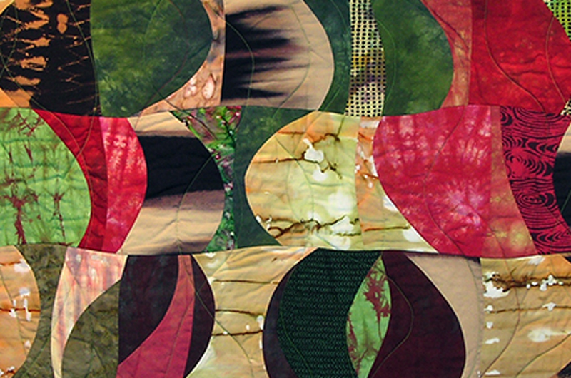 Ann Schroeder Studio Fine Art Quilts Tourism Nova Scotia