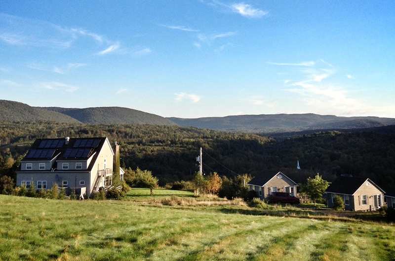 Restaurant 100km at Chanterelle Country Inn & Cottages