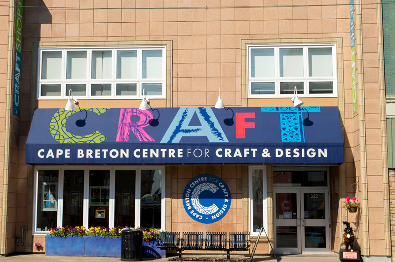 Cape Breton Centre for Craft & Design