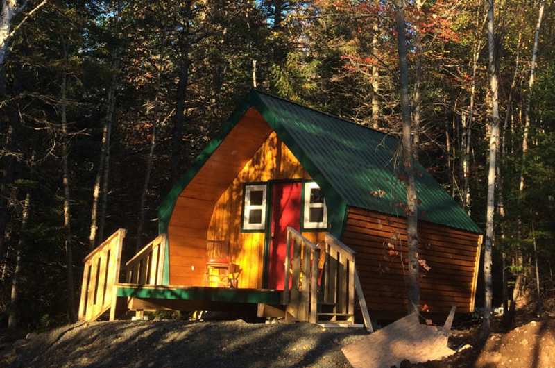 River Nest Wilderness Cabins