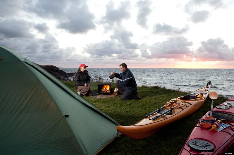 Corney Brook Campground – Cape Breton Highlands National Park