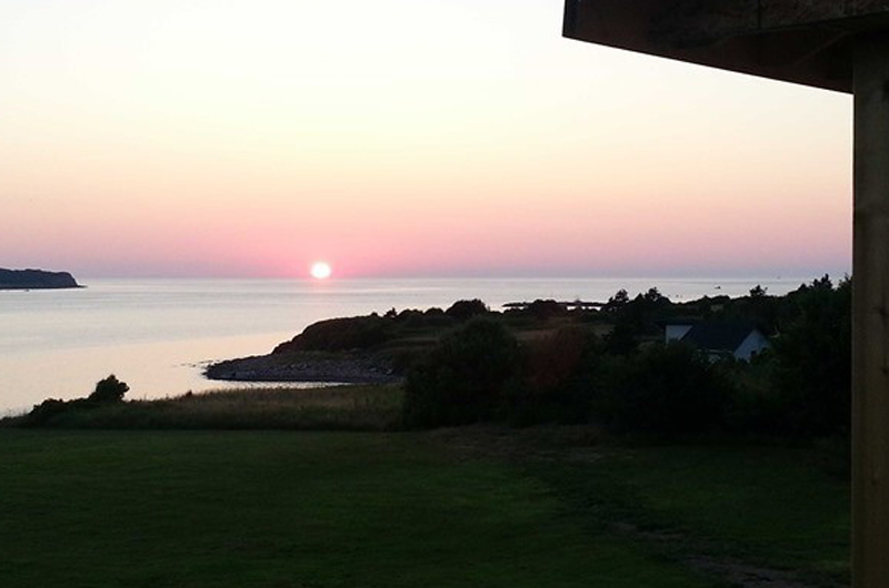 1 Cape Breton Sunset Beach Cottage