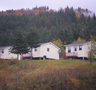 Chiasson's Riverview Housekeeping Cabins