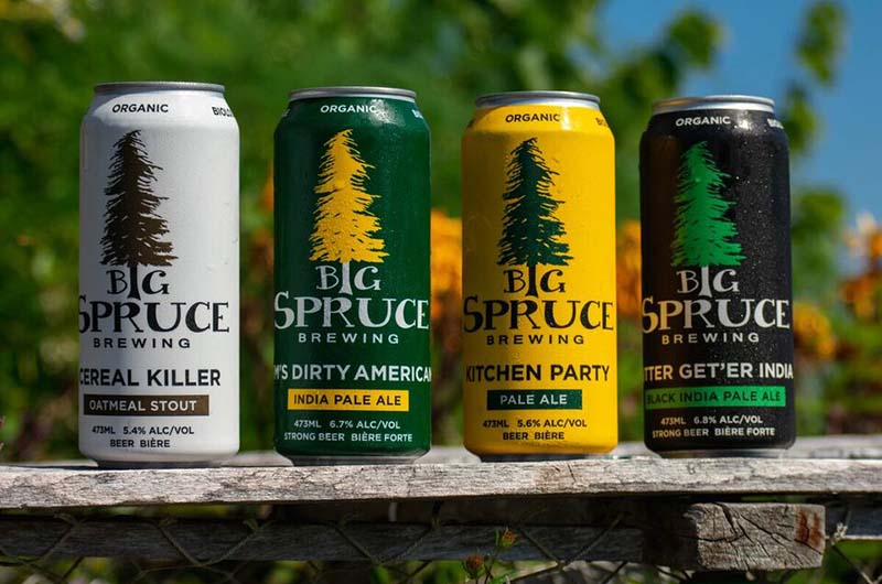 Big Spruce Brewing Tourism Nova Scotia