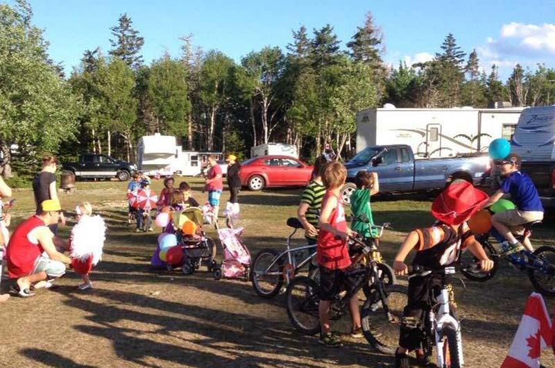 Lake View Treasures Campground Amp Rv Park Tourism Nova Scotia