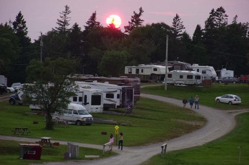 Camper's Haven Campground | Tourism Nova Scotia