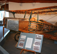 Oldest known home-built plane in Nova Scotia.