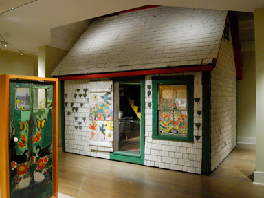 Art Gallery of Nova Scotia - Maud Lewis House