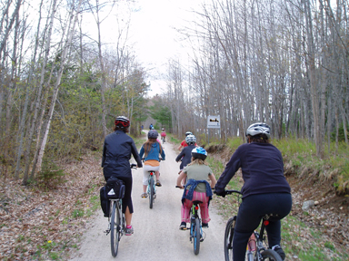 Dynamite Trail - Mahone Bay to Chester, all ages