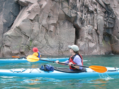 Half-Day Kayaking Trips