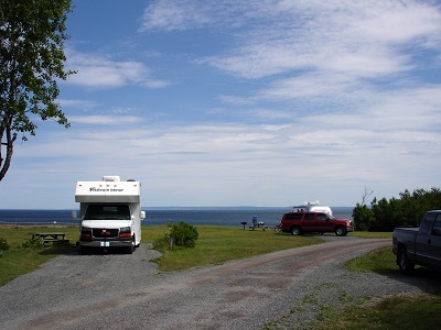 Campgrounds pictou county