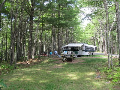 Laurie Provincial Park Tourism Nova Scotia