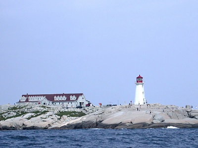 Our custom tour to Peggy's Cove is unlike any other.