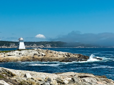 Our Lighthouse tour celebrates the Atlantic Coast.