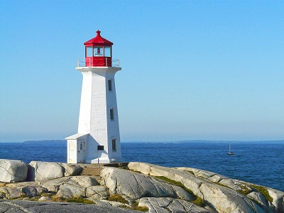 Peggy's Cove is popular for good reason.