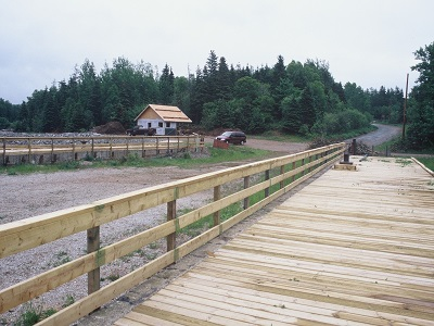 Ross Ferry Provincial Park