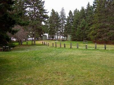 MacCormack Provincial Park