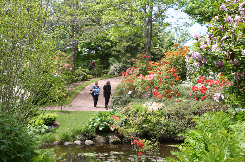 Annapolis Royal Historic Gardens Tourism Nova Scotia